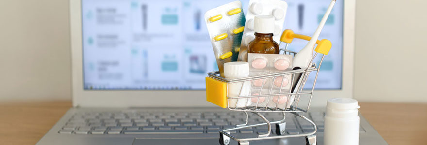 Pharmacie en ligne et parapharmacie