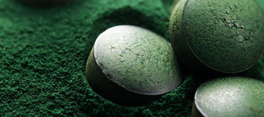 Utiliser la spiruline